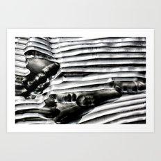 Metal Art Print