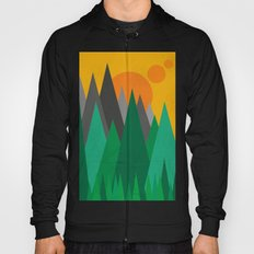 Landscape Abstract 1 Hoody