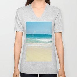 Beach Love Unisex V-Neck