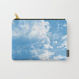 cloudy sky 2 wb Carry-All Pouch