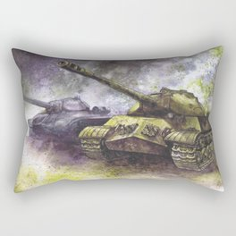 IS-3 Tanks Rectangular Pillow