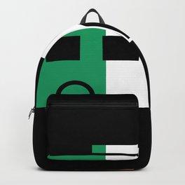 Modern Motorhome Irish Gift for Camper Backpack