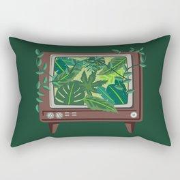 TV Nature Rectangular Pillow