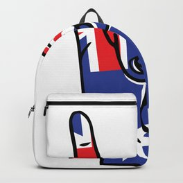 australia rock on  Backpack