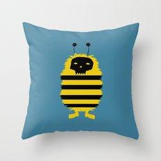 Roar. Buzz. Throw Pillow