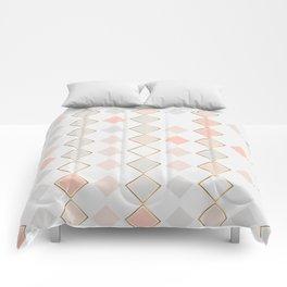 Pattern Rose Comforters