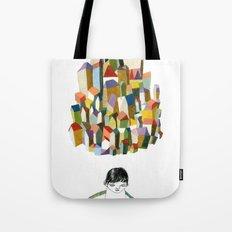 read a city Tote Bag