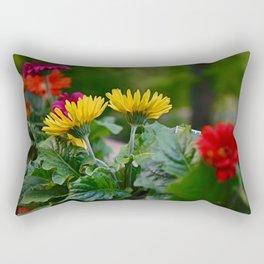 Spring Colors Rectangular Pillow
