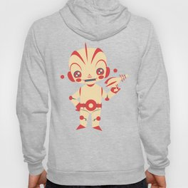 Space Robot (full body) Hoody