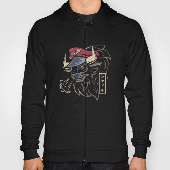Master Bison Hoody