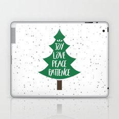 Tree of Christmas Present Laptop & iPad Skin