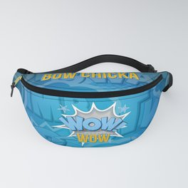 Bow chicka wow wow Fanny Pack