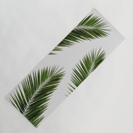 Palm Leaf I Yoga Mat