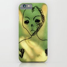 We Come In Peace. iPhone 6s Slim Case