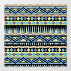 Pattern Playtime Canvas Print