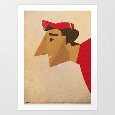 Fausto Art Print