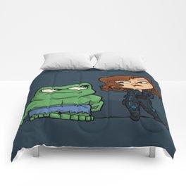 Emotional Heroes Comforters