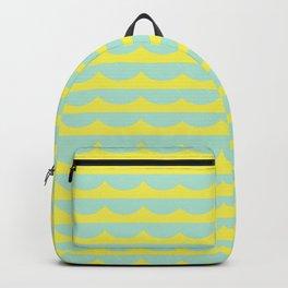 Lemon Scallops Backpack