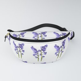 Bluebells, From the very Woods I Created! Fanny Pack