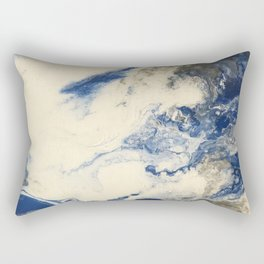 Cloudbank Trot Rectangular Pillow
