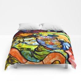 Henri de Toulouse Lautrec Nouveau Cirque Comforters