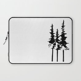 Trees and Compass Laptop Sleeve