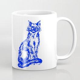 Mischievous cat Coffee Mug