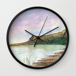 Glenn Carr County Sligo Wall Clock