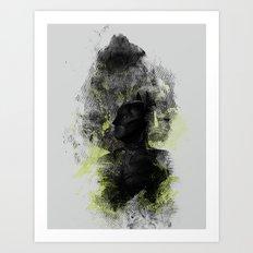 Polar Opposite Art Print