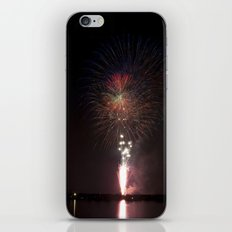 Fireworks make you wanna... (6) iPhone & iPod Skin
