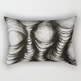 Waves of Value Rectangular Pillow