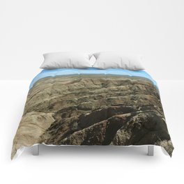 A Rugged Landscape Comforters