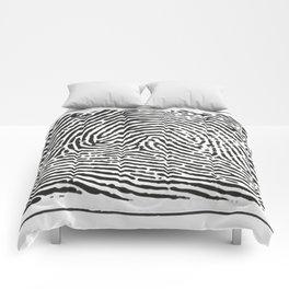 Fingerprint 2 Comforters
