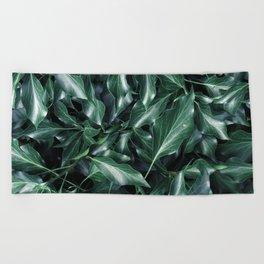 Ivy 01 Beach Towel
