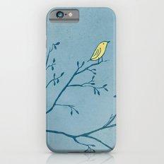 Yellow Bird Slim Case iPhone 6s