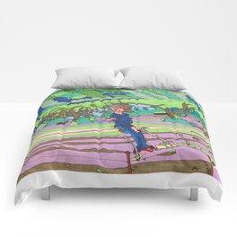 Grandpas Garden Comforters