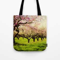 Orchard play Tote Bag