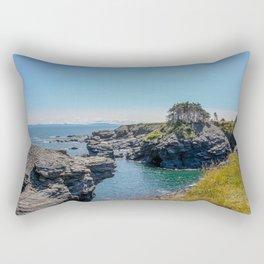 ochrepit cove Rectangular Pillow