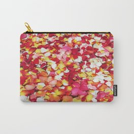 Moroccan Rose Petals Carry-All Pouch