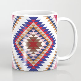 Aztec Rug Coffee Mug
