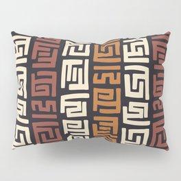 African Kuba Cloth Pillow Sham