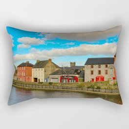 Kilkenny Ireland skyline Rectangular Pillow