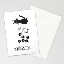 MIYAZAKI FRIENDS Stationery Cards