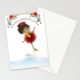 Custom Portrait at Rupydetequila Stationery Cards