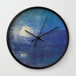 Abstract No. 598 Wall Clock