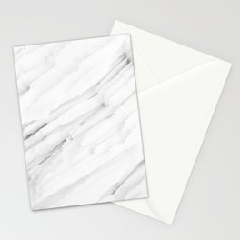White Marble Edition 1 Stationery Cards