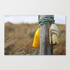 Found ~ at the beach Canvas Print