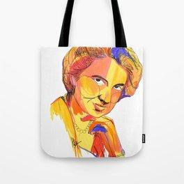 Rosalind Franklin by Aitana Pérez Tote Bag