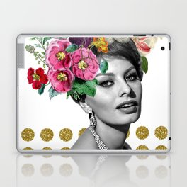 SOPHIA LOREN  Laptop & iPad Skin