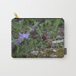 A Wild Iris in the Smoky Mountains Carry-All Pouch